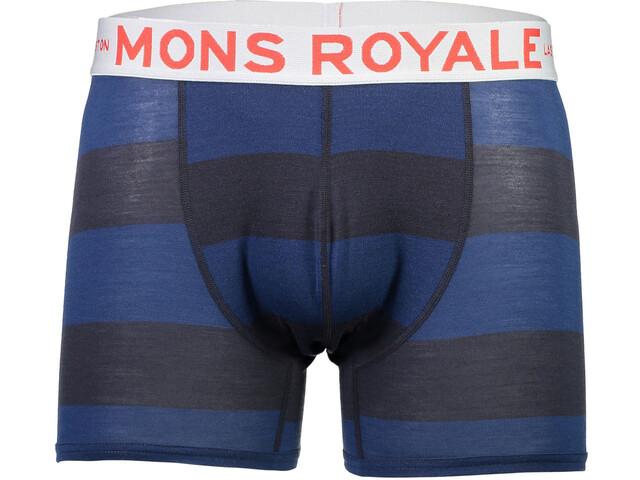 Mons Royale M's Hold 'em Shorty Ink Stripe